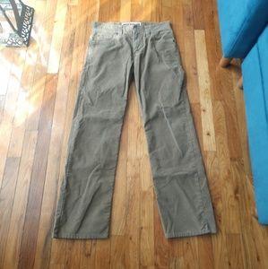 Men's Tan Levi Cauderoy Low Loose 549 jeans